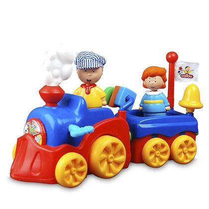 Caillou tren con sonidos - 23401456(1)