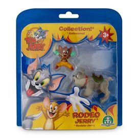 Tom & jerry - blister figura con accesorio - 23415054