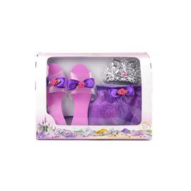 Set complementos princesa rosa - 90573110
