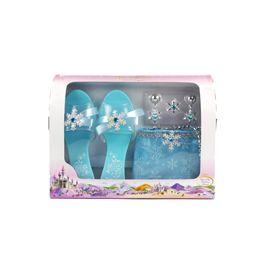 Set complementos princesa azul - 90573098