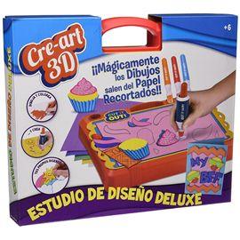 C-re-art 3d set deluxe - 03552260