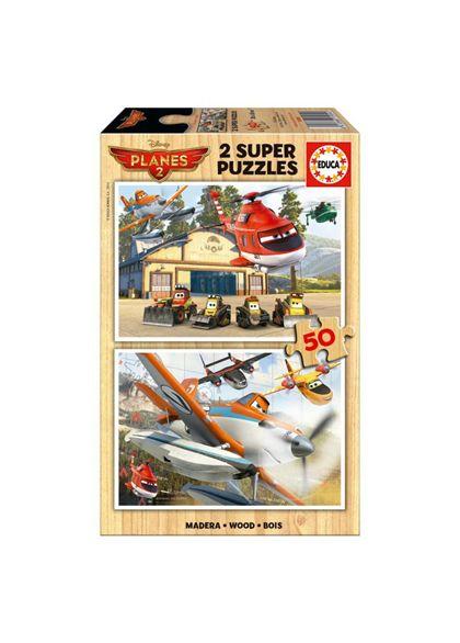 Puzzle 2 x 50 planes - 04015959
