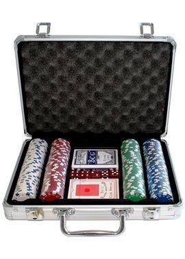 Maletin poker luxe