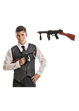 Metralleta de gangster - 55201529
