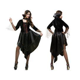 Disfraz vampira oscura adulto - 55201943
