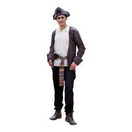 Disfraz pirata hombre t-l - 57100556