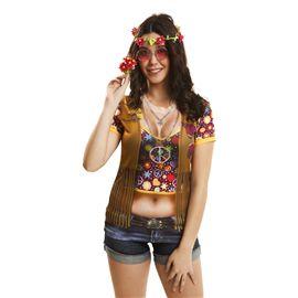 Hippie girl, manga corta l mujer ref.230060 - 55200060