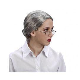 Peluca de anciana - 55201393