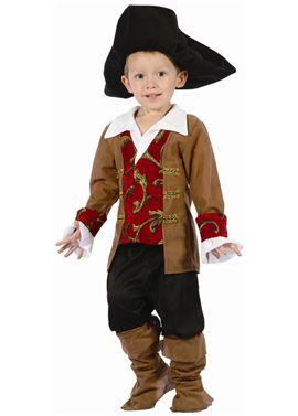 Disfraz pirata infantil - 92792233