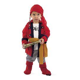Disfraz pirata bucanero (bs) talla 3 mb253 - 57112531