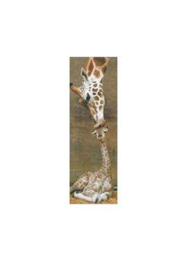 Puzzle 1000 pz panorama: jirafas - 26915115