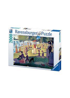 Puzzle 2000 pz seurat: tarde de domingo en la isla - 26916616