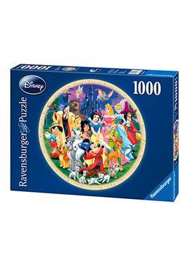 Puzzle 1000 pz protagonistas disney - 26915784