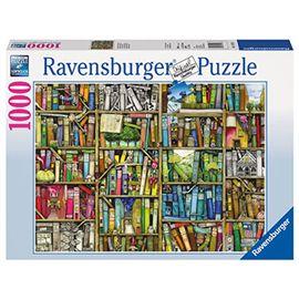Puzzle 1000 pz la biblioteca extraña - 26919137