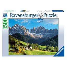 Puzzle 1500 pz dolomites - 26916269