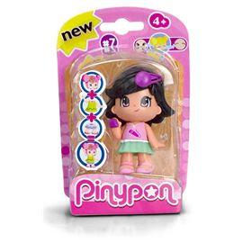 Pinypon chica pelo negro serie 7 - 13003595