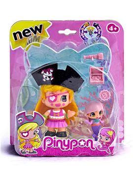 Pinypon gorro negro `piratas y sirenas - 13003735