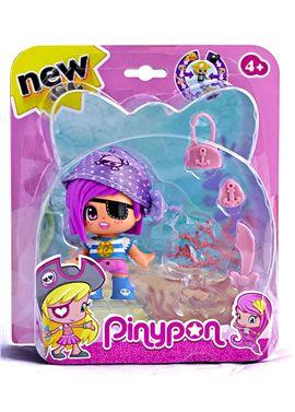 Pinypon corro morado piratas y sirenas - 13003737