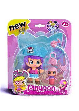 Pinypon gorro azul piratas y sirenas - 13003738