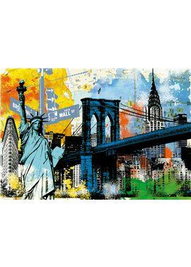 Puzzle 1500 libertad urbana - 04017120