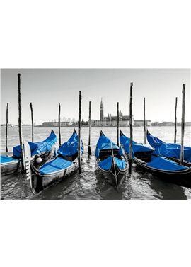 Puzzle 1000 gondolas en venecia - 04017112