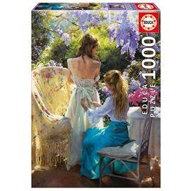 Puzzle 1000 primavera vicente romero - 04017101