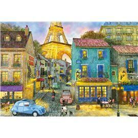 Puzzle 1500 calles de paris - 04017122