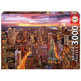 Puzzle 3000 vistas de manhattan - 04017131