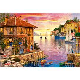 Puzzle 5000 puerto mediterraneo - 04017135