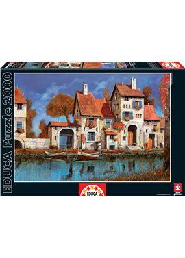 Puzzle 2000 las cascina sul lago - 04016316