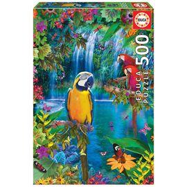 Puzzle 500 paraiso tropical - 04015512(1)