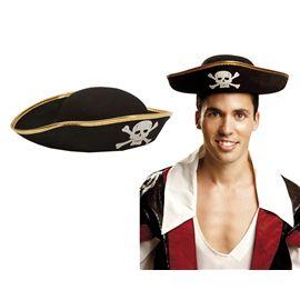 Sombrero pirata adulto - 55201597