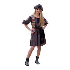 Disfraz pirata mujer t-m adulto - 57100236