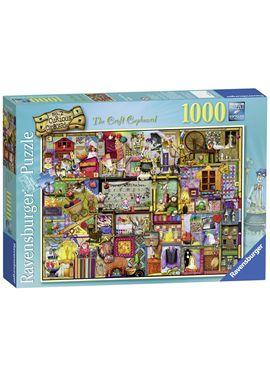 Puzzle 1000 pz the craft cupboard - 26919412