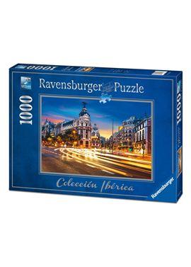 Puzzle 1000 pz madrid - 26919618