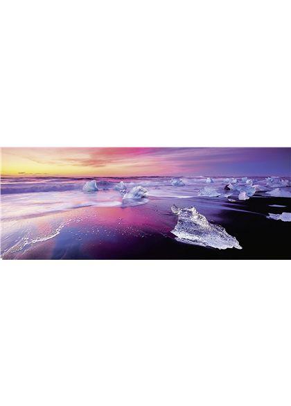 Puzzle 1000 pz lago jökulsárlón, islanda - 26915075(1)