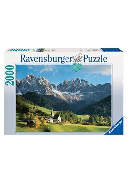 Puzzle 2000 pz dolomites - 26916674