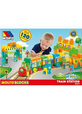 Tren bloques 120 pcs - 26516471