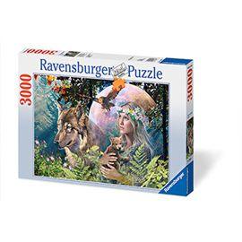 Puzzle 3000 pz la niña y el lobo - 26917033
