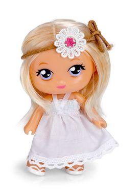 Barriguitas vacaciones ibiza vestido blanco - 13003592
