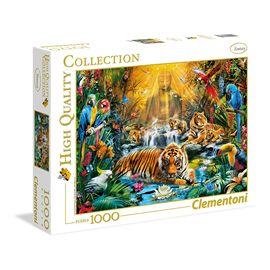 Puzzle 1000 mystic tigers - 06639380