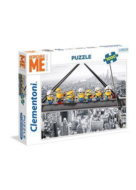 Puzzle 1000 minions almuerzo - 06639370