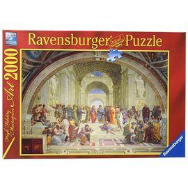 Puzzle 2000 pz art rafael: la escuela de atenas - 26916669