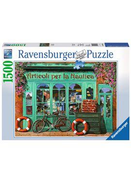 Puzzle 1500 pz bicicleta roja - 26916349