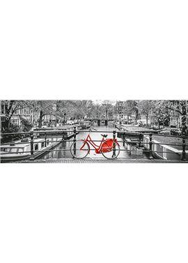 Puzzle panoramico 1000 piezas amsterdam - 06639386(1)