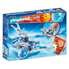 Frosty con lanzador - 30006832