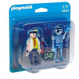 Duo pack cientifico y robot - 30006844