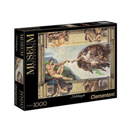 Puzzle 1000 creacion del hombre - 06631402