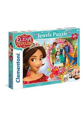 Puzzle 104 elena de avalor - 06620142