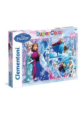Puzzle 3 x 48 frozen - 06625204
